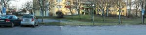 Besöksparkering Siggesborgsgatan